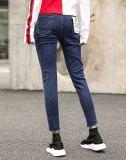 Brei de Broek van de Stof van het Denim voor Jeans