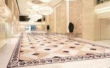 Telhas de assoalho Polished da porcelana do material de construção dobro cor-de-rosa do carregamento de Bulatti da cor