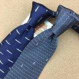 Gesponnener handgemachter 100% Silk Gleichheit-Hersteller der Mann-Jacquardwebstuhl