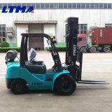 Minigabelstapler des gabelstapler-2 der Tonnen-LPG/Gasoline mit Nissan-Motor