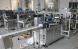 Guante disponible automático de la limpieza de la buena calidad que hace la máquina