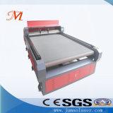 Gran superficie plana de la máquina de corte láser para placa de plástico (JM-1825T-A)