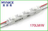 SMD impermeabilizan el módulo del LED para la muestra del halo