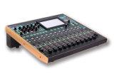 Mélangeur audio numérique V20 avec 20 canaux d'entrée, faders motorisés, écran tactile