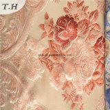 Tessuto 100% di tessuto del poliestere per i disegni del sofà del tessuto del jacquard (FTH32084)