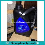 벨기에에서 하는 1L/4L Suniso 냉각 기름 윤활유 기름 3GS/4GS/5GS/R134A