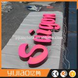 Высокие изготовленный на заказ водоустойчивые свободно стоящие знаки Acrylic СИД