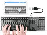 OEM de Androïde Mobiele Adapter van de Schijf OTG van de Flits van de Telefoon USB