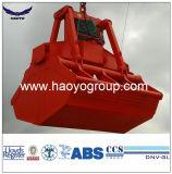 BV, CCS 12 m3 Clamshell Grab godet hydraulique du moteur