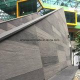 300X300mm Anti-Motte geänderte Lehm-materielle Fassade-Fliese