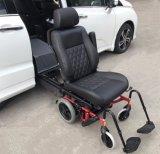 Sede di giro con la sedia a rotelle che Canbe ha utilizzato come sedia a rotelle con caricamento 150kg