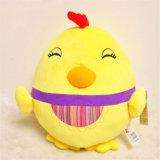Littele 노란 닭 견면 벨벳 연약한 동물성 장난감