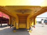 Aanhangwagen van de Vrachtwagen van het Bed van de tri-As van Sinotuck 50t de Lage
