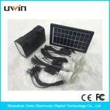 Sistema de energia solar, Luz de emergência, luz solar, iluminação LED