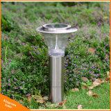 Lámpara solar al aire libre del paisaje del césped del jardín de la iluminación LED