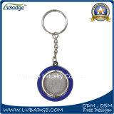 Metal relativo à promoção Keychain do presente para o escudo