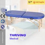 Buche-hölzerner beweglicher Massage-Tisch (THR-WT002F)