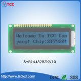 Syb144X32 Bzkv10 2.5 de Grootte Grafische LCD 14432 Vertoning St7920 van de duim ''