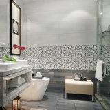 Glasig-glänzende keramische Wand-Innenfliese für Hauptdekoration mit ISO