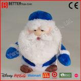 De Decoratie van het Stuk speelgoed van Kerstmis vulde het Dierlijke Stuk speelgoed van de Kerstman van het Speelgoed van de Pluche Zachte voor Jonge geitjes