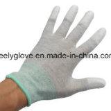 Antistatische ESD van de Lossing van de Vezel van de koolstof Elektrostatische Handschoenen