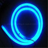 Neonlampe der Hochzeits-Weihnachtsdekoration-120LEDs/M, blaues LED-Flexneon