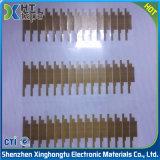 Cinta adhesiva del paño de la fibra de vidrio del Teflon del silicón de encargo de la cinta adhesiva PTFE