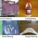 Teclas & máquinas de gravura de couro Cmt-30 da marcação do laser