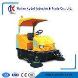Elektrisches Straßen-Kehrmaschine-Straßenfegermit 1850mm Clening der Breite