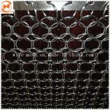 Malha de Arame decorativos em aço inoxidável/Malha Cortina