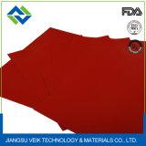 Boa qualidade de tecido de fibra de vidro revestido de silicone