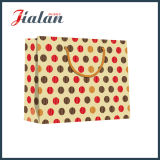 157g High Quality Horizantal Cheap Kraft Paper Bag for Garments
