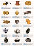 Peças HOWO pastilhas de travões de tambor Az9112440001.