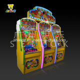 Gelukkig Bos - de Muntstuk In werking gestelde Machine van de Loterij van het Spel van de Arcade van het Pretpark