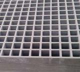 Rejas de FRP/GRP, rejilla de FRP, ceñidor de FRP, plataforma de GRP, reja de la fibra de vidrio