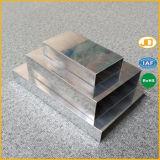 L'alluminio della pila secondaria si è sporto allegato