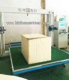 Máquina de estaca de oscilação automática da espuma do contorno da lâmina do CNC