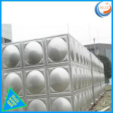 De zilveren Tank van de Opslag van het Water van Roestvrij staal 304 316 met Concurrerende Prijs