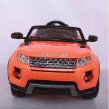 Conduite électrique de véhicules de gosses de bébé ouvert de double porte sur le véhicule