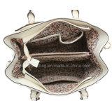 Disegno di stampa della borsa del cuoio di modo dell'unità di elaborazione per la molla, estate