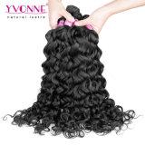 Tessuto italiano peruviano dei capelli del Virgin dell'arricciatura del grado 5A 100%