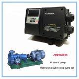 invertitore di frequenza di potere basso di 220V 1phase 0.75-3.7kw per il motore della pompa