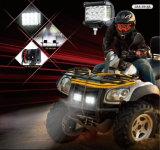 Indicatore luminoso del lavoro del IP 67 9-32V LED dell'installazione di modo dell'indicatore luminoso 2 del lavoro di alto potere 18W 6000K 1800lm LED