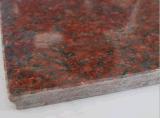 花こう岩の価格のインドの特定のサイズにカットされた帝国赤い花こう岩
