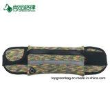 Bolso corriente elástico de la cintura de la aptitud de la correa impermeable de encargo al por mayor del entrenamiento