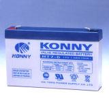 Batterie 6V/7Ah (HT7-6)