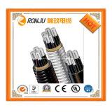 Do protetor de cobre da trança do condutor cabo de controle flexível Sheathed PVC de cobre para o equipamento elétrico