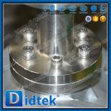 Didtek는 저온 스테인리스 공 벨브 플랜지를 붙였다