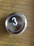 Botón de llamada elevador de los valores de fábrica