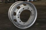 22,5 X9.00 бескамерные шины питания на заводе стальное колесо, Tubless колеса для погрузчика, бескамерные шины колеса погрузчика, колеса для погрузчика